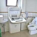 多目的(車いす用)トイレ