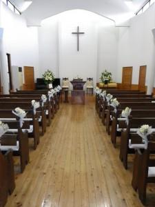 結婚式 礼拝堂