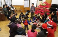 教会学校クリスマス会