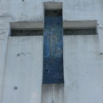 明星幼稚園の十字架