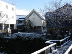 雪衣の教会