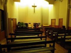 洗足の木曜日の礼拝堂