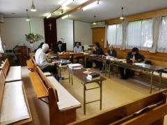 萩教会にて