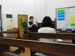 教会学校の様子2