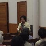 婦人会主催(婦人会長 の挨拶)