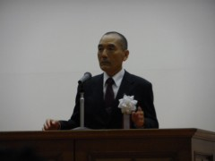 浅田研究一筋 河口昭氏