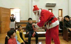 クリスマス礼拝&祝会