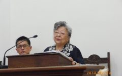 9月9日平和講演会